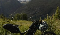 Test Bike packing - allenamento Transmountain - Giro del Bianco