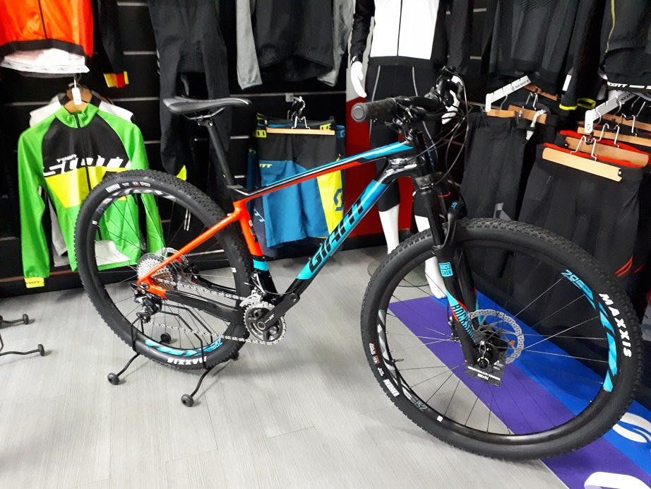 Giant Xtc Advanced 2 Ge 2018-Dottorbike.it Rozzano Milano