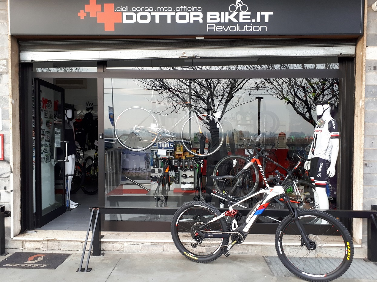 Fantic xf1 integra 180 R 2018 - Dottorbike.it Rozzano Milano