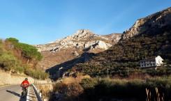 Discesa cicloalpinistica invernale San Pietro San pietrino Loano - Dottorbike.it Rozzano