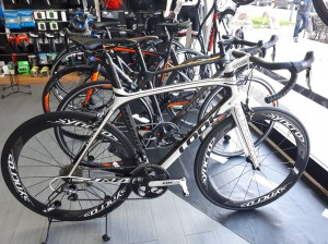 Bici da corsa look 695 tg 54 durace fullc arbon