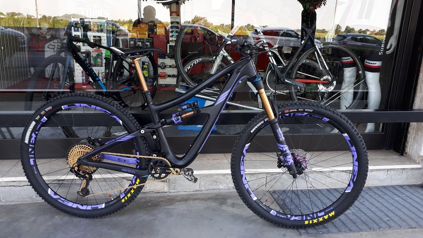Ibis Ripmo custom by Dottorbike.it -Rozzano Milano