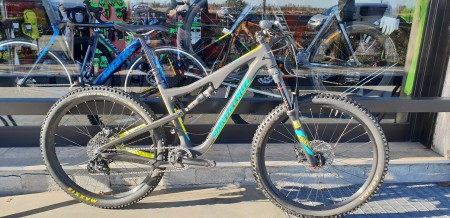Santa Cruz 5010 c full carbon tg M