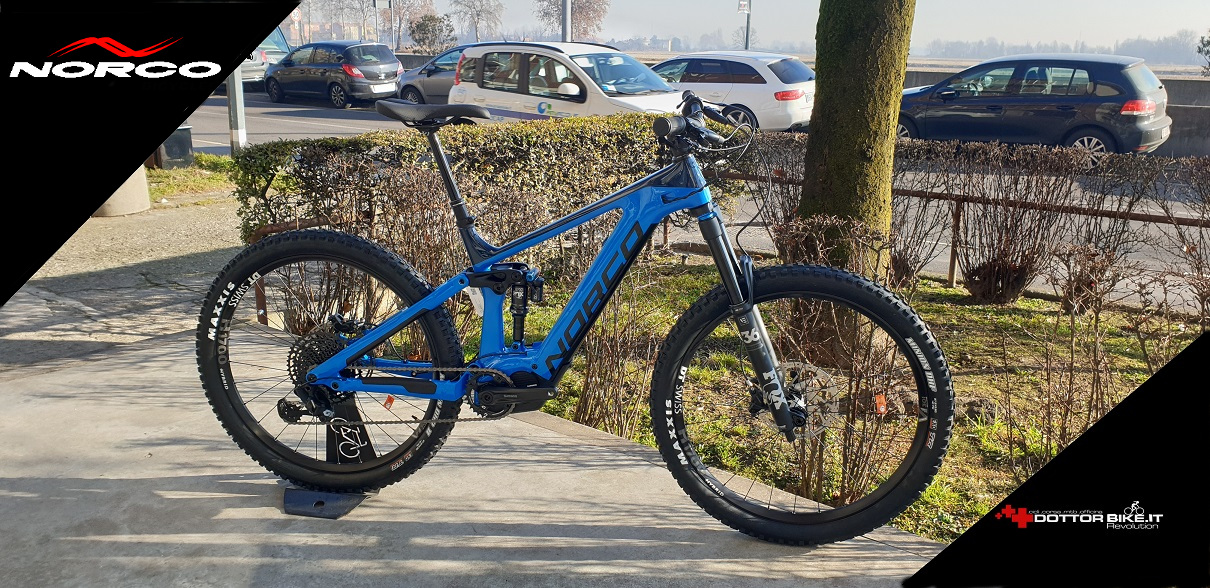 Norco SIGHT VLT 1 E-bike 2019- Dottorbike.it Rozzano Milano