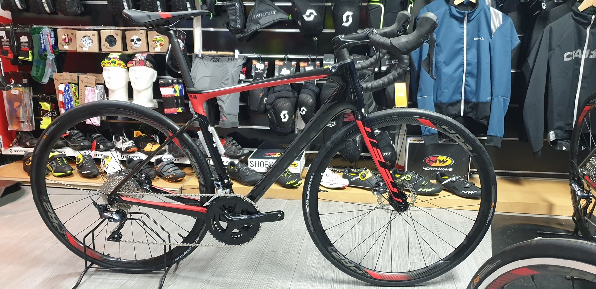Giant DEFY ADVANCED 1 - HRD 2019- Dottorbike.it Rozzano Milano