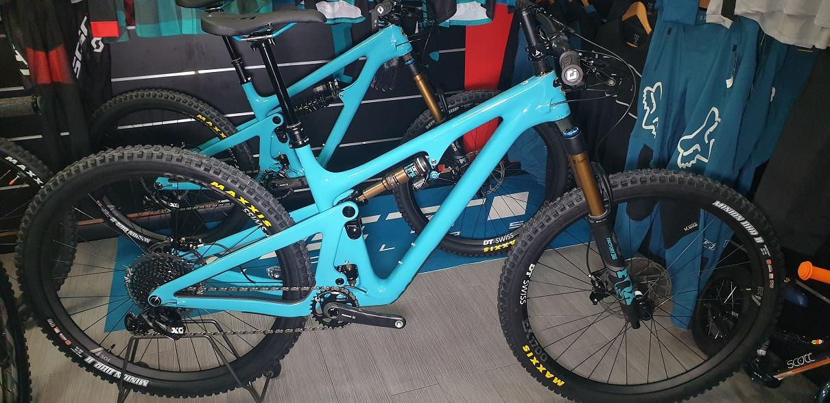 Yeti Sb130 Lunch Ride T2 2020 - Dottorbike.it Rozzano Milano
