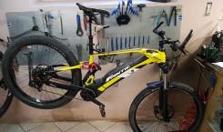 Revisione totale Fantic Integra xf1 140 - Dottorbike.it Rozzano Milano