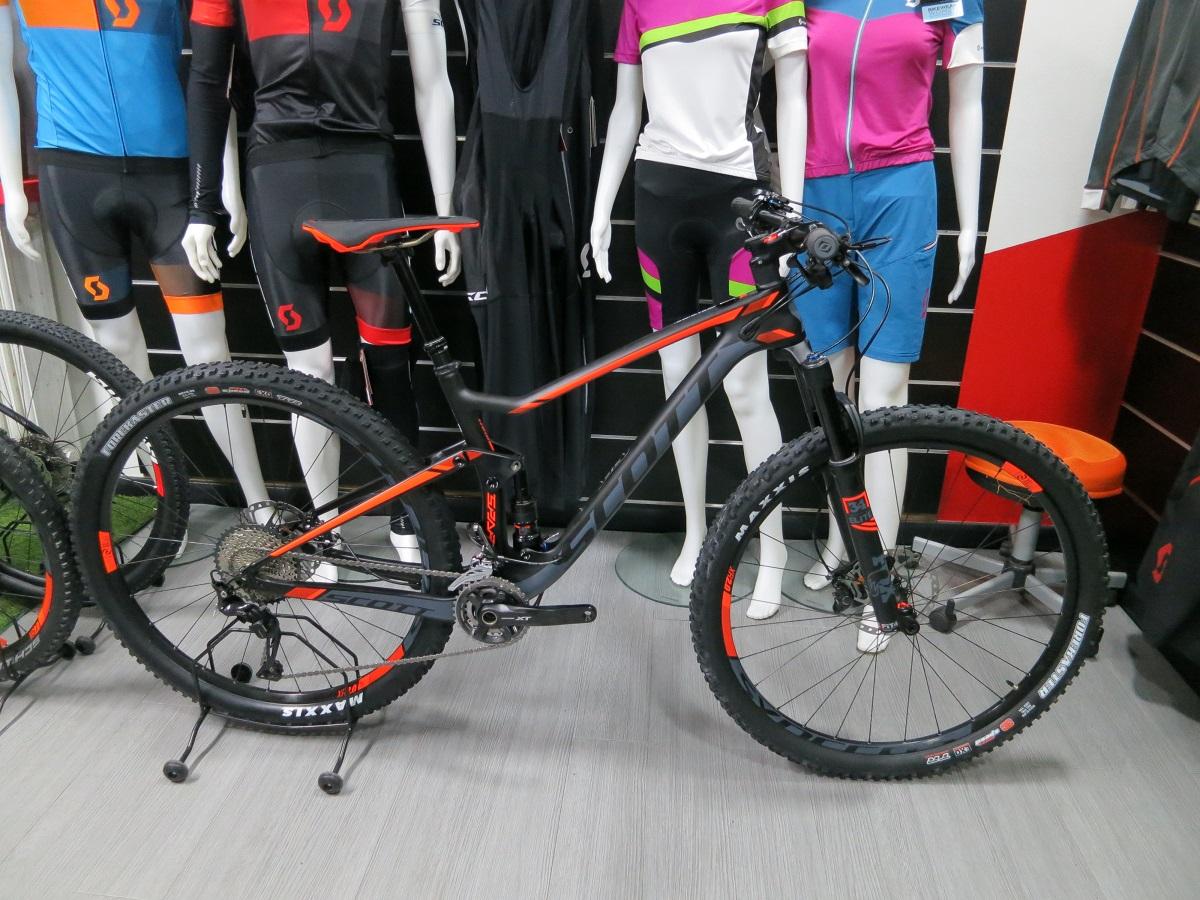 Scott Spark 910 2017-Dottorbike.it Rozzano Milano