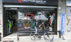 Giant Fastroad Comax full carbon bdc ibrida-Dottorbike.it Rozzano Milano