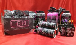 MUC-OFF, INNOVATIVI PRODOTTI SPECIFICI PER E BIKE RANGE