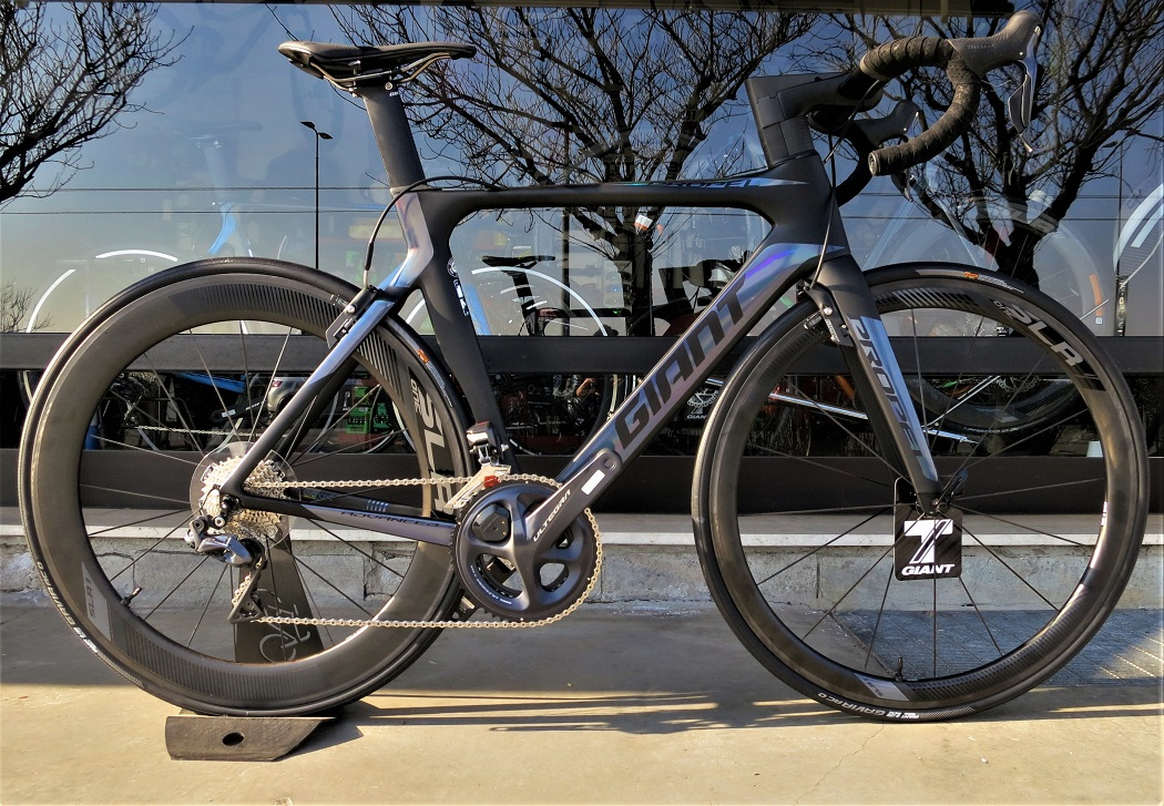 GIANT PROPEL ADVANCED PRO 0 2019 DOTTORBIKE.IT - ROZZANO - MILANO