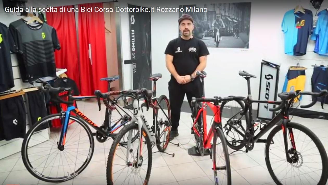 Guida alla scelta bici Corsa -Dottorbike.it Rozzano Milano