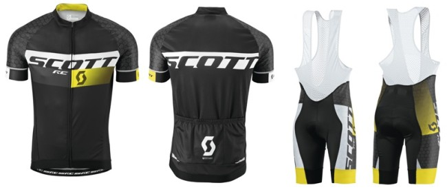 Abbigliamento ciclismo Cross country xc corsa road Scott Rc racing 2016 - Dottorbike.it Rozzano Milano