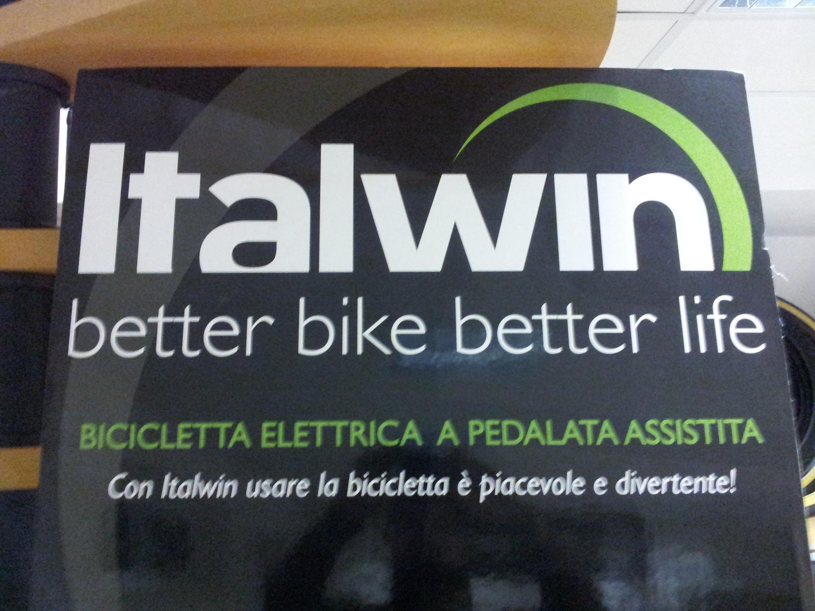 Biciclette elettriche pedalata assistita Italwin Rozzano Milano