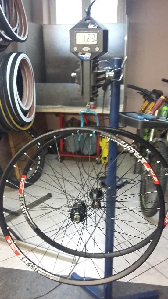 montaggio ruote personalizzate custom- Dottorbike.it Rozzano Milano