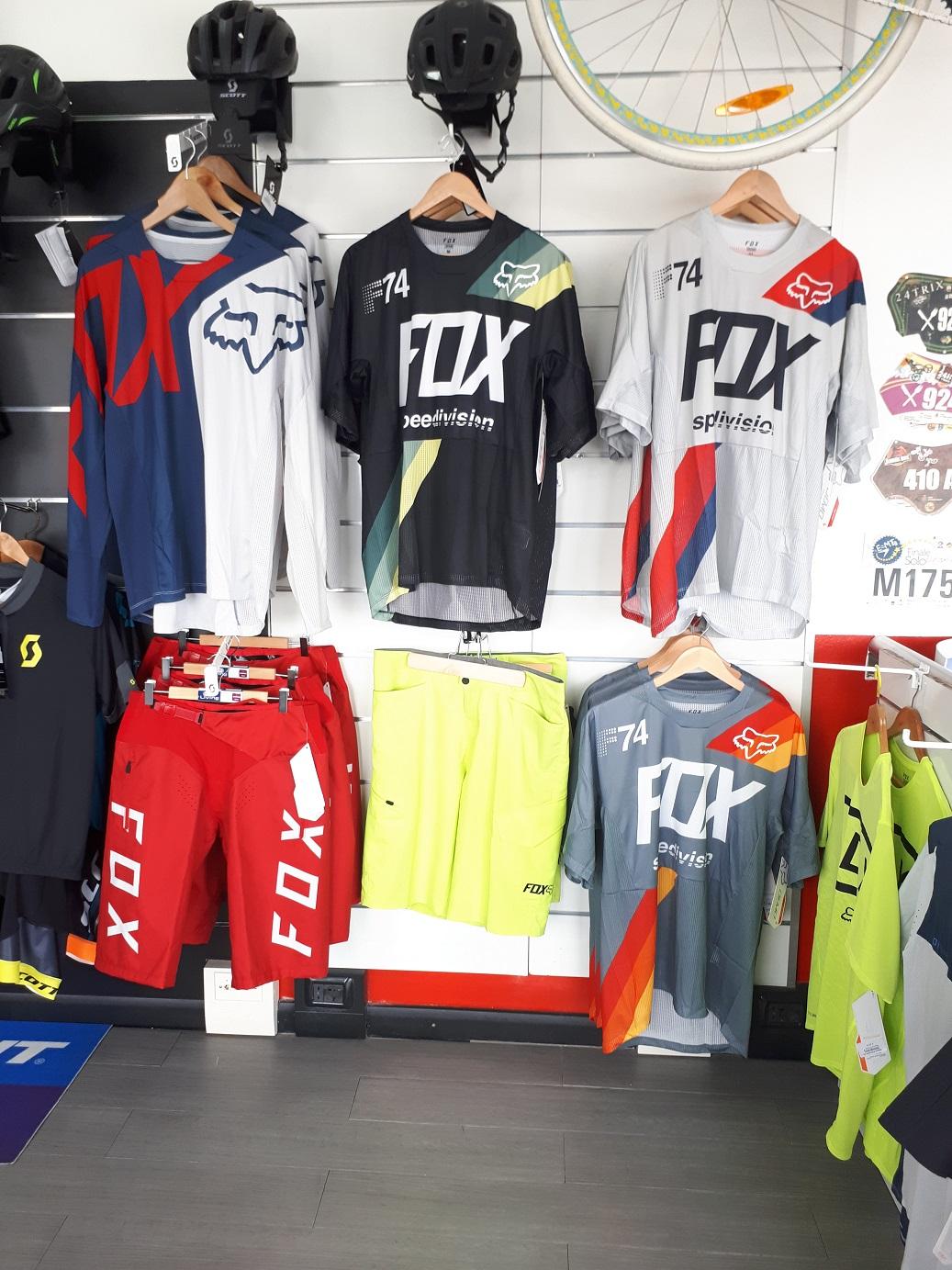 Abbigliamento Fox Racing Mtb Dh Enduro Trail 2018-Ranger Attack Pro Flexair Demo- Dottorbike.it Rozzano