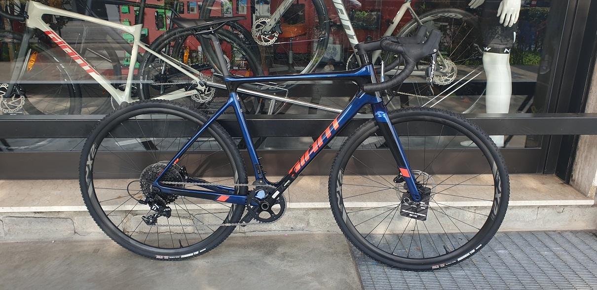 Giant TCX ADVANCED 2020 - Cyclocross bike- Dottorbke.it Rozzano Milano