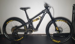 Yeti Sb165 2020 custom by Dottorbike.it