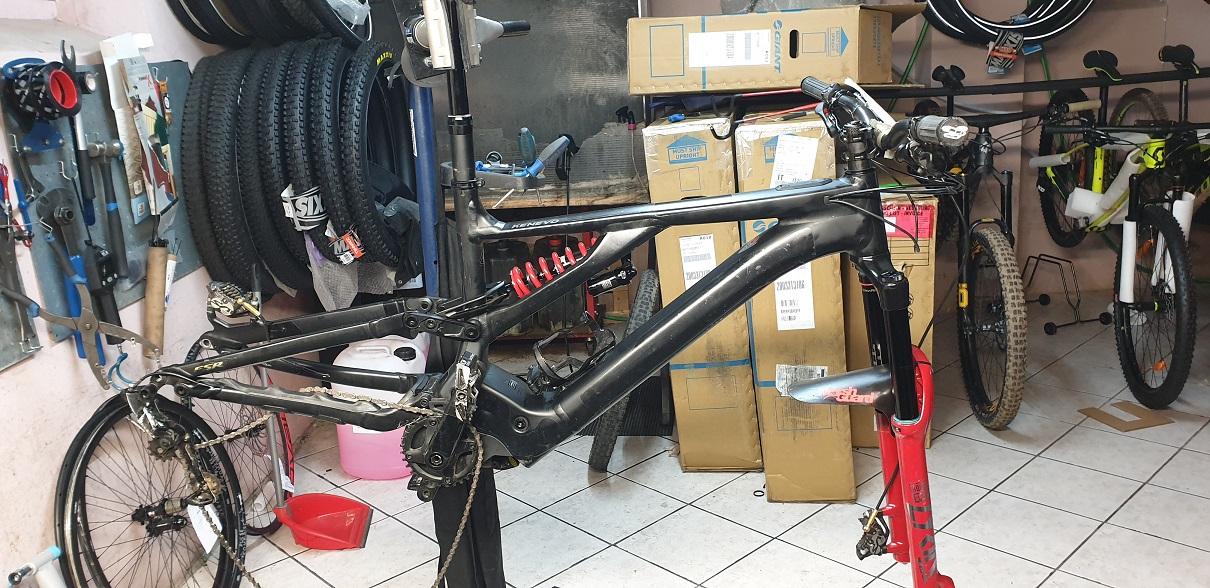 Tuning sospensioni Specialized Kenevo 2020 ebike- Dottorbike.it Rozzano Milano