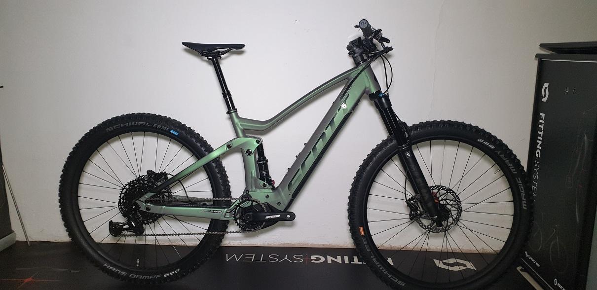 Scott Genius E-ride 920 2020- Ebike all mountain enduro- Dottorbike.it Rozzano Milano