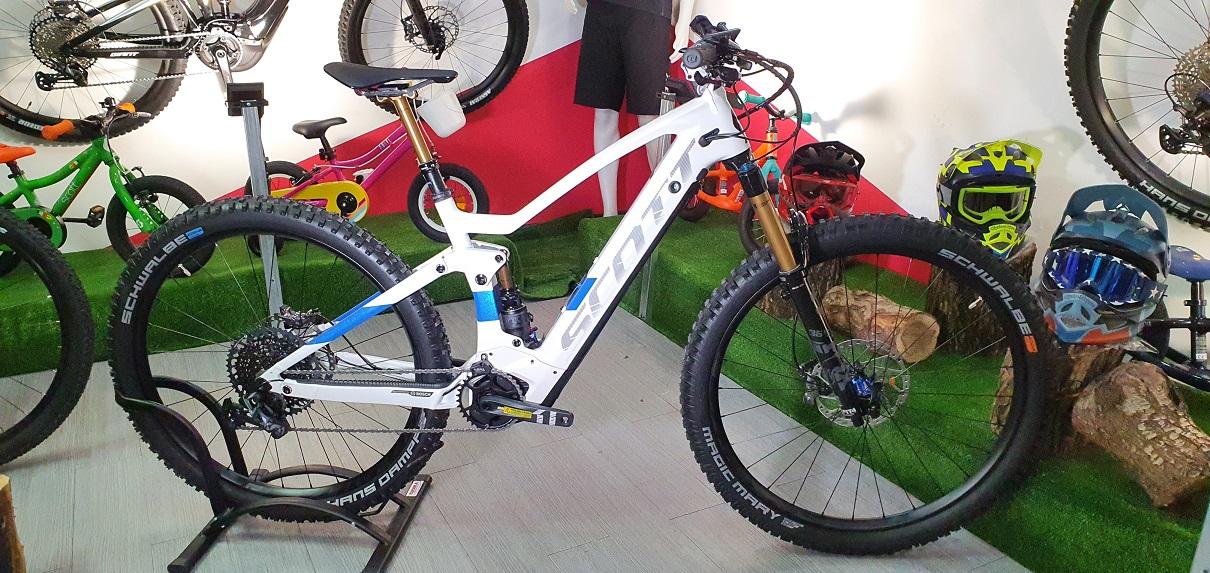 SCOTT GENIUS eRIDE 900 TUNED 2021 -  Dottorbike.it Rozzano Mila no