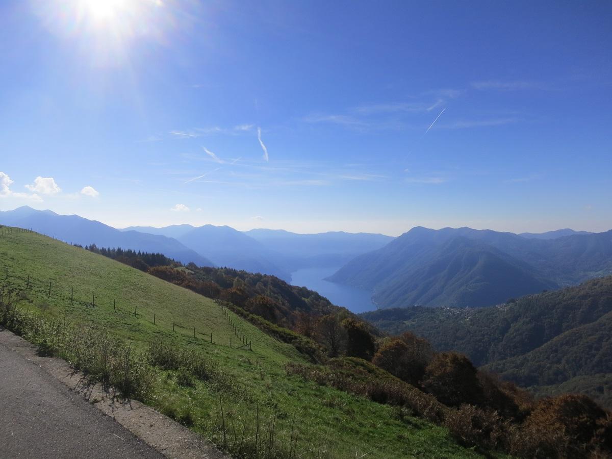 Argegno-Rifugio Venini-Lago di como Mtb-
