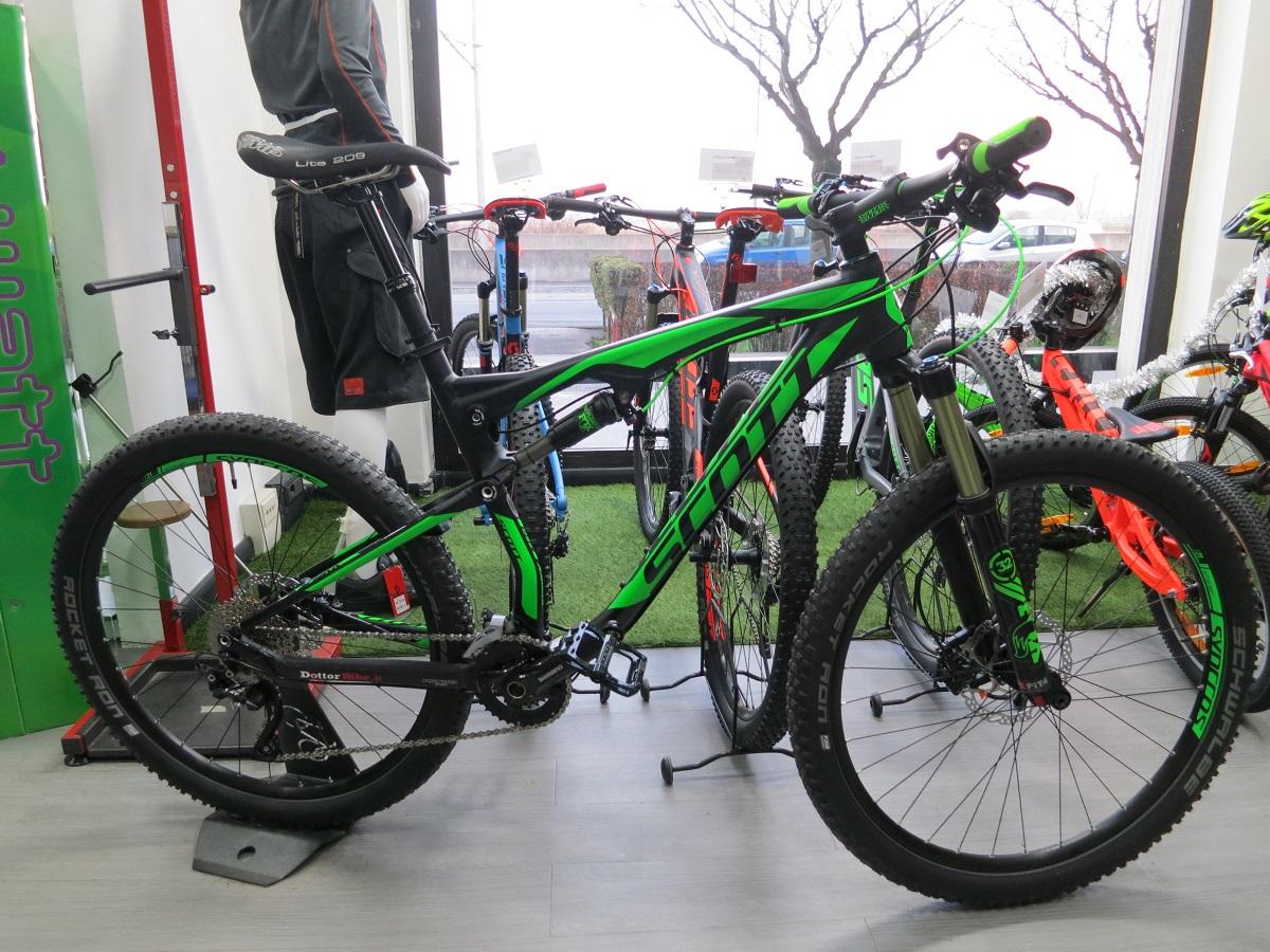 Scott Spark 750 2016 - Dottorbike.it rivenditore Scott Rozzano Milano