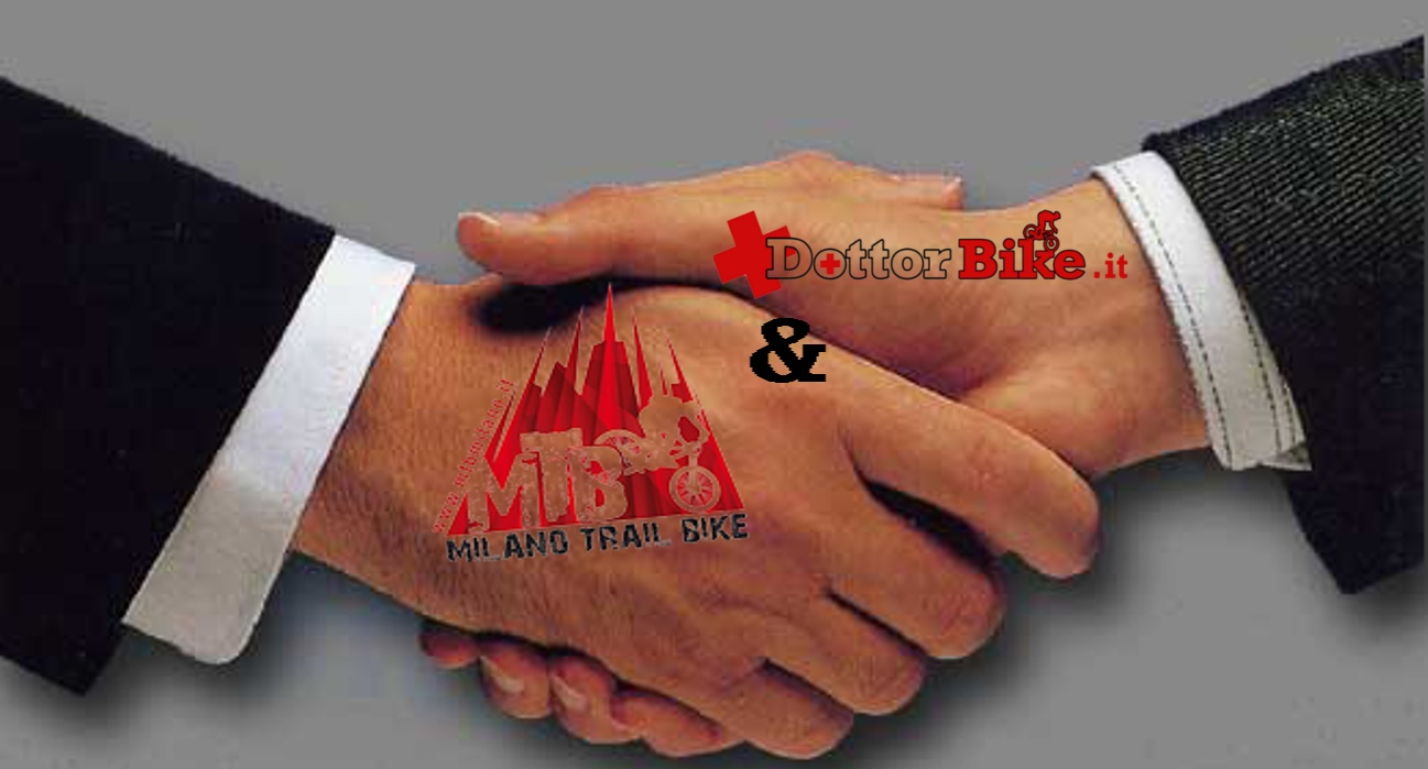 DottorBike & Mtb Milano- SI SPOSANO e siete tutti invitati!!!